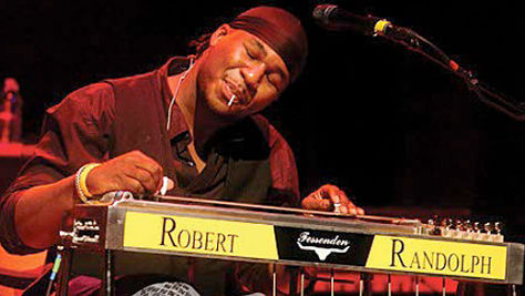 Indie: Video: Robert Randolph & the Family Band