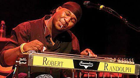 Indie: Robert Randolph's Righteous Family Band