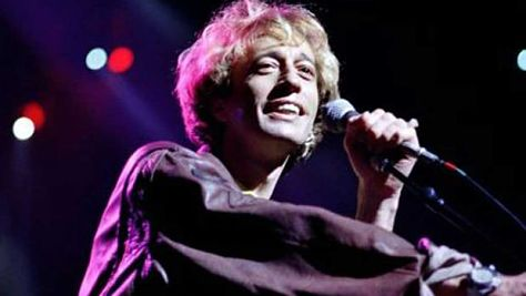 Rock: Remembering Robin Gibb