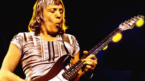 Rock: Video: Robin Trower at Winterland, '75