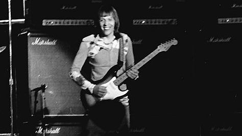 Guitar Face Video: Robin Trower