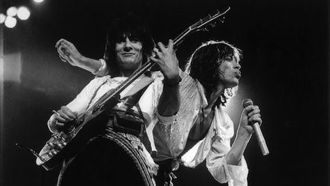 Rock: Happy Birthday, Ron Wood!