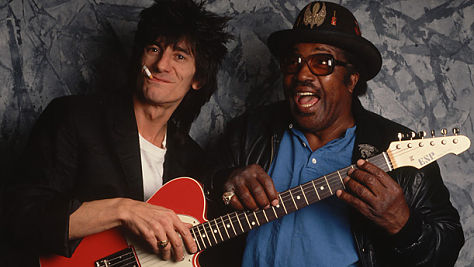 Rock: Video: Ron Wood & Bo Diddley