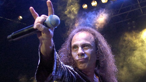 Ronnie James Dio in Philly, 1984