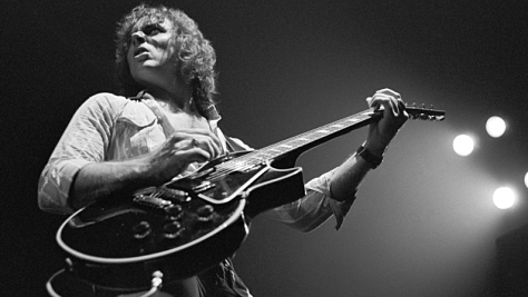 Remembering Ronnie Montrose