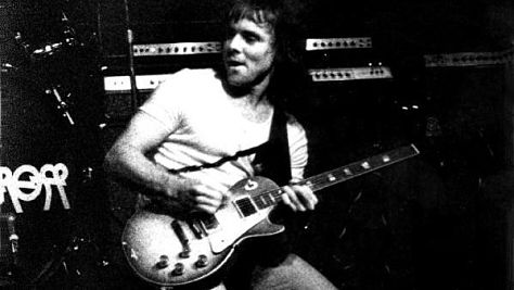 Rock: A Ronnie Montrose Memorial Playlist