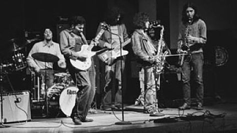 Blues: Roomful of Blues in Providence, '74