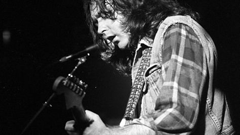 Rory Gallagher Live In New York