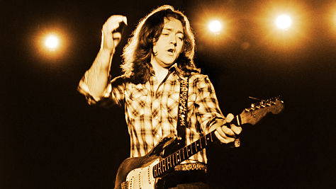 Rory Gallagher's Righteous Riffs