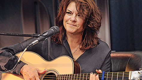 Country: Roseanne Cash in Dallas, 1983