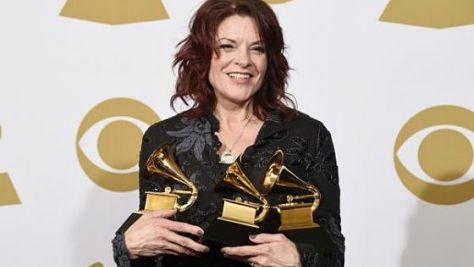 Country: GRAMMY WINNER: Rosanne Cash