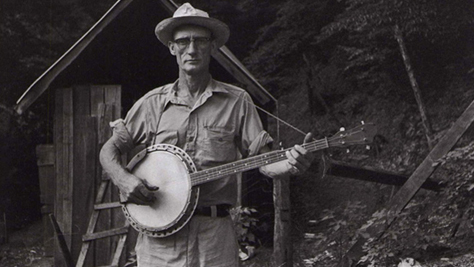 Folk & Bluegrass: Roscoe Holcomb