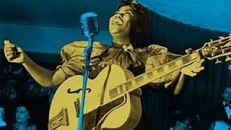 Sister Rosetta Tharpe's Sanctified Set