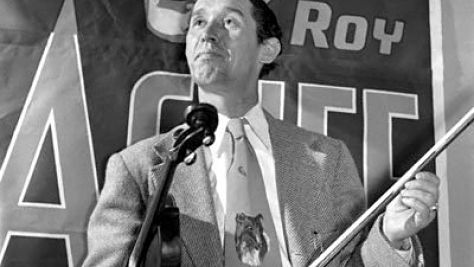 Roy Acuff at '68 Newport Folk Fest