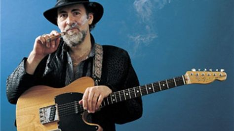 Uncut: Roy Buchanan in Central Park, '73