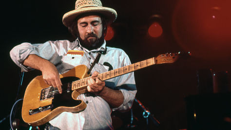 Blues: Uncut: Roy Buchanan in Central Park, '73