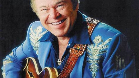 Roy Clark Stretches Out