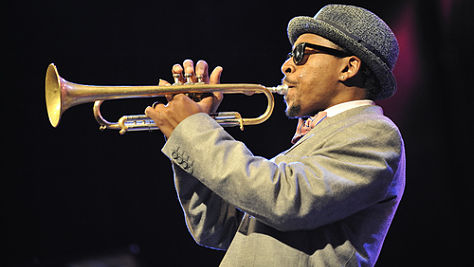 Jazz: Video: Roy Hargrove at Newport 2001