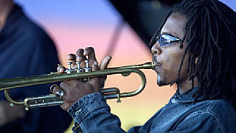 Jazz: Video: Roy Hargrove at 2001 Newport