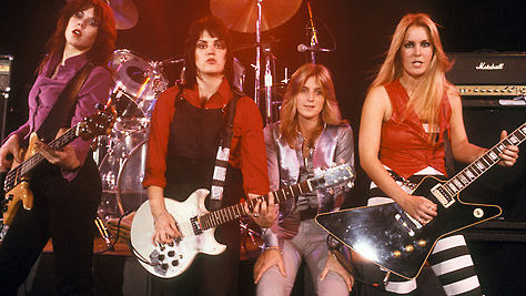 Joan Jett and the Runaways