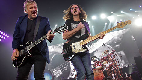 Rock: Rush at Downsview Park, 2003