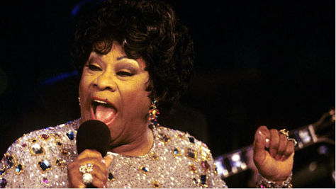 Ruth Brown Channels Billie Holiday