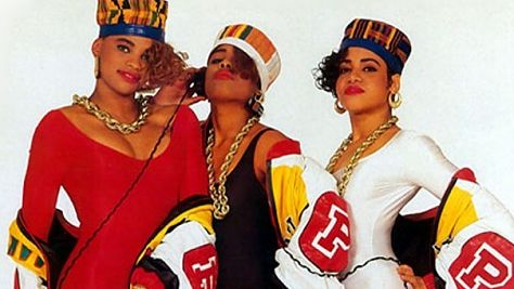 Rock: Video: Salt-N-Pepa at Woodstock, '94
