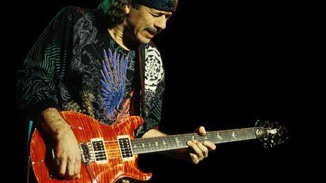 Rock: Video: Santana at Watsonville High, '89