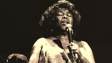 Sarah Vaughan Casts Her Spell