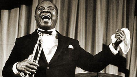 Louis Armstrong at Newport, '60