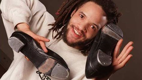 Jazz: Video: Savion Glover at Newport, '06