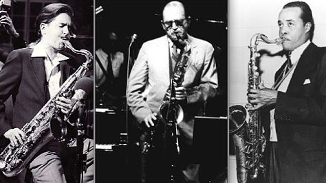 New Release: A Swingin' Sax Summit