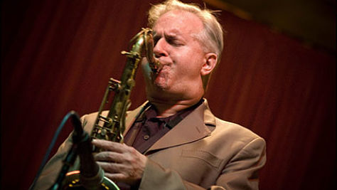 Jazz: Scott Hamilton's Swinging Sax Party