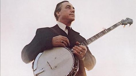 Folk & Bluegrass: Earl Scruggs' Family Band at Amazingrace