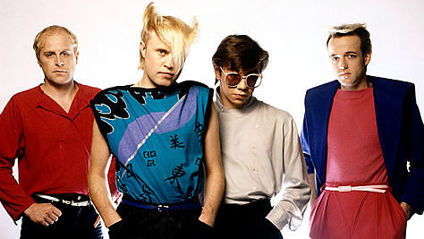 Rock: A Flock of Seagulls' U.S. Debut