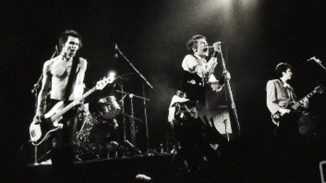 The Sex Pistols' Final Performance