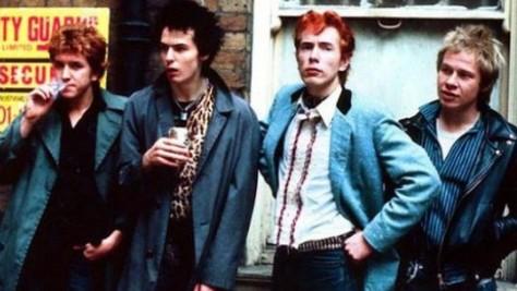 The Sex Pistols' Last Stand