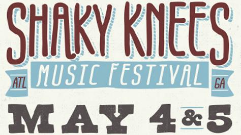 Rock: Shaky Knees Festival Playlist