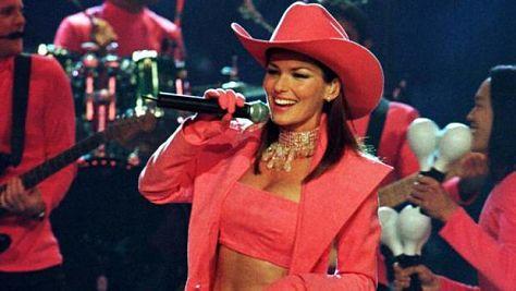Country: Shania Twain Does Dallas
