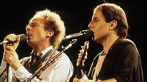 Folk & Bluegrass: Video: Simon & Garfunkel Reunion, '93