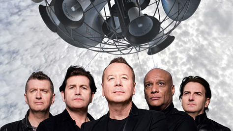 Simple Minds Back on Tour