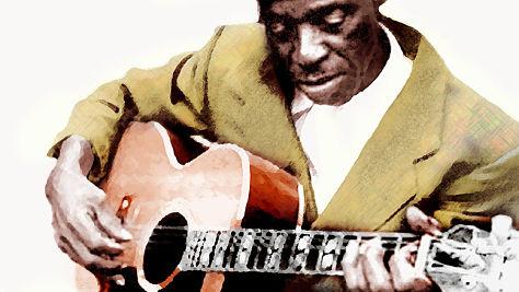 Blues: Skip James' Moody Blues