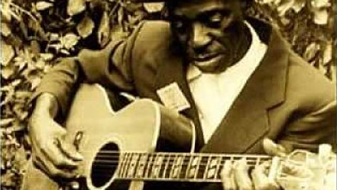 Skip James' Ominous Delta Blues