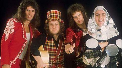 Rock: Slade Keep On Rockin'