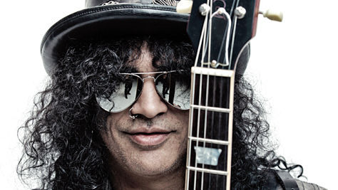 Rock: Slash Hits the Half Century Mark