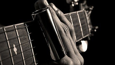 Blues: A Slide Guitar Primer