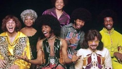 Sly & The Family Stone, Fillmore '68