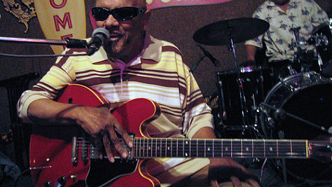 Rock: Snooks Eaglin With the Wild Magnolias
