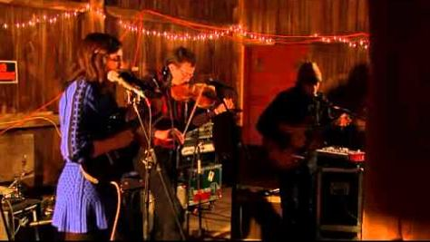 Indie: Video: Snowblink at the Simpson Barn