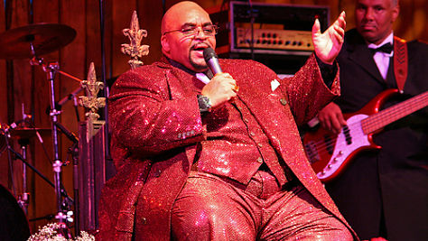 Blues: Solomon Burke's Soul-Stirring Set